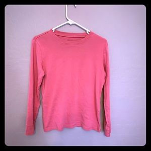 Talbots Long Sleeve Top size M